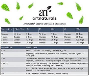 ArtNaturals Kaltgepresstes Reines Arganöl aus Marokko - Unberührt - 100% Argania Spinosa - Für Strapaziertes und Trockenes Haar sowie zur Hautpflege - 120 ml - 7