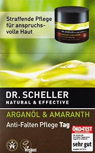 Dr. Scheller Arganöl und Amaranth Anti-Falten Pflege Tag, 1er Pack (1 x 50 ml) - 3