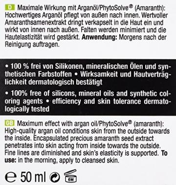 Dr. Scheller Arganöl und Amaranth Anti-Falten Pflege Tag, 1er Pack (1 x 50 ml) - 6