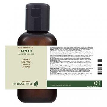 Naissance Arganöl 60ml 100% rein - 2