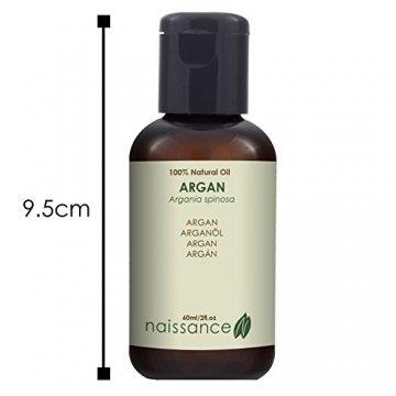 Naissance Arganöl 60ml 100% rein - 3