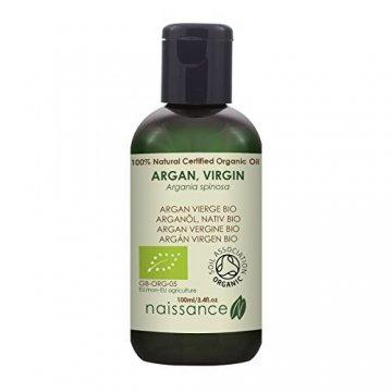 Naissance Arganöl, nativ 100ml BIO zertifiziert 100% rein - 1