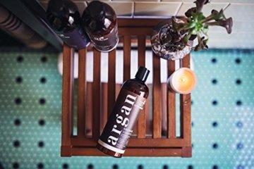 ArtNaturals Reines Organisches Arganöl Shampoo - (12 Oz / 354 ml) - Zur Tägliche Haarpflege - Für jeden Haartyp geeignet - Sulfat- und Silikon-Frei - 7