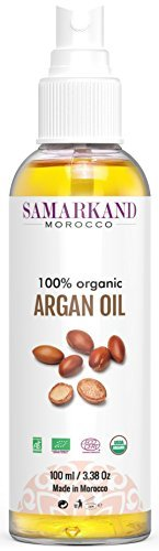 BIO Arganöl 100% Rein Kaltgepresst mit Öko-Zertifikat ECOCERT & USDA für Haut & Haar - Das Original aus Marokko (100 ml) - 4