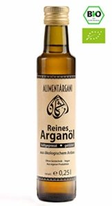 Bio-Arganöl Alimentargani 250ml geröstet kaltgepresst vegan - 1