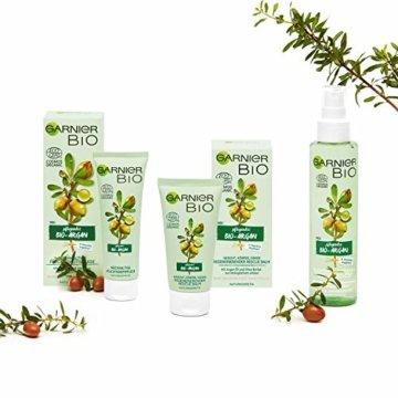 Garnier Bio Arganöl Crème mit Aloe Vera, Naturkosmetik, Argan Reichhaltige Feuchtigkeitspflege, 2er Pack (2 x 50 ml) - 7