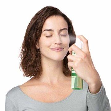 Garnier Bio Arganöl Gesichtsspray Kornblume Gesichtspflege, Naturkosmetik, Argan Feuchtigkeitsspendendes Gesichts-Pflege-Spray, 2er Pack (2 x 150 ml) - 4