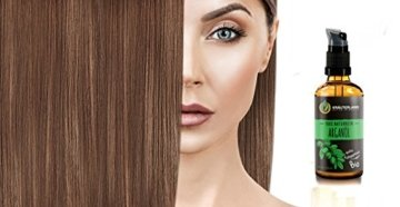 Kräuterland Arganöl, Bio Hautöl, 100ml, kaltgepresst, 100% naturrein, für Gesichts-, Bart-, Haar- und Körperpflege, Massageöl, für trockene Haut (Arganöl 100ml) - 3