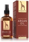 Marokkanisches Bio Arganöl - Mother Nature - FREI VON Parabenen, Silikonen, Parfümen, PEGs, Hormonen - 100 ml - organisches Argan Öl - Arganöl kaltgepresst für Haut, Gesicht, Haare und Nägel - 1