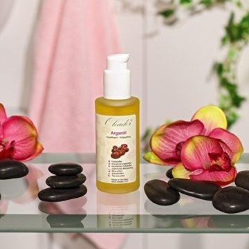 Oleador Arganöl 100 ml zur Pflege von Haut und Haare | naturbelassen, ungeröstet & kaltgepresst | tierversuchsfrei & vegan | Made in Germany - 2