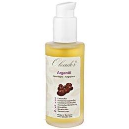 Oleador Arganöl 100 ml zur Pflege von Haut und Haare | naturbelassen, ungeröstet & kaltgepresst | tierversuchsfrei & vegan | Made in Germany - 1