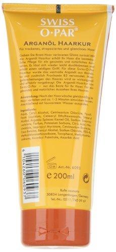 Swiss-o-Par Arganöl Haarkur 200 ml - 2