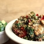couscous salat rezept mit arganöl